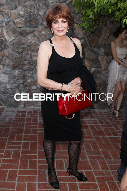 BURBANK, CA, USA - JUNE 26: Actress Joanna Cassidy arrives at the 40th Annual Saturn Awards held at The Castaway on June 26, 2014 in Burbank, California, United States. (Photo by Xavier Collin/Celebrity Monitor)