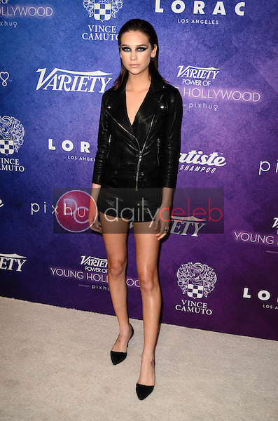 Amanda Steele<br /> at the Variety Power of Young Hollywood Event, Neuehouse, Hollywood, CA 08-16-16<br /> David Edwards/DailyCeleb.com 818-249-4998