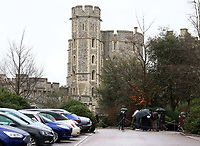 Windsor Castle in Windsor, UK on Saturday February 3rd 2018<br /> CAP/ROS<br /> <br /> CAP/ROS<br /> &copy;ROS/Capital Pictures