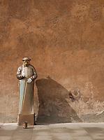 Street Performer, Rome, Italy