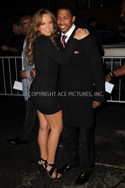 WWW.ACEPIXS.COM . . . . . ....October 3 2009, New York City....Singer Mariah Carey and Nick Cannon arriving at the 2009 New York Film Festival's screening of 'Precious' at Alice Tully Hall on October 3, 2009 in New York City....Please byline: KRISTIN CALLAHAN - ACEPIXS.COM.. . . . . . ..Ace Pictures, Inc:  ..(212) 243-8787 or (646) 679 0430..e-mail: picturedesk@acepixs.com..web: http://www.acepixs.com