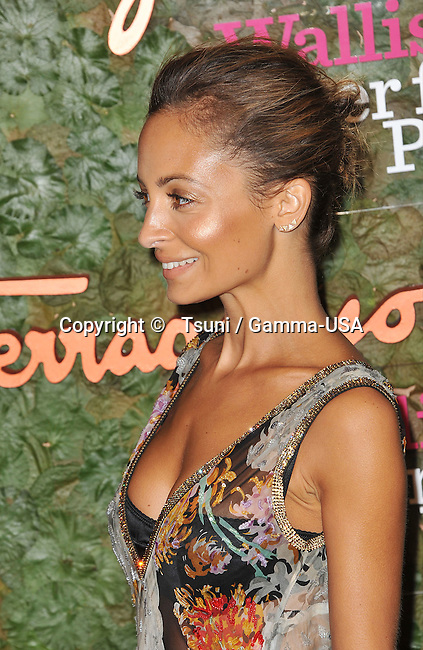 Nicole Richie  arriving at the Wallis Annenberg Center for the Performing Arts in Beverly Hills