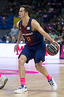 FC Barcelona Lassa Thomas Heurtel during Liga Endesa match between Estudiantes and FC Barcelona Lassa at Wizink Center in Madrid, Spain. October 22, 2017. (ALTERPHOTOS/Borja B.Hojas) /NortePhoto.com