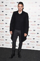 "Manuel Lanzini<br /> arrives for the ""Iron Men"" premiere at the Mile End Genesis cinema, London.<br /> <br /> <br /> ©Ash Knotek  D3236  02/03/2017"