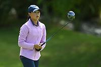 Fiona Xu, New Zealand Amateur Golf Championship, Wairakei Golf Course, Taupo, New Zealand, Wednesday 31 October 2018. Photo: Kerry Marshall/www.bwmedia.co.nz