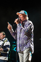 The Beach Boys performing on their 50th Anniversary tour, Rod Laver Arena, Melbourne, 31 August 2012