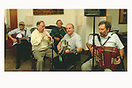 The Mulloy Brothers from Mulranny warming up the wedding guests with some fine ballads. Picture taken in 2006...Pic Conor McKeown