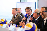24.01.2018, Hamburg, Penthouse Elb-Panorama / Atlantic Haus<br />