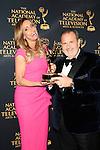 LOS ANGELES - APR 24: El Gordo Y La Flaca at The 42nd Daytime Creative Arts Emmy Awards Gala at the Universal Hilton Hotel on April 24, 2015 in Los Angeles, California