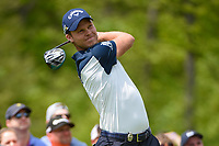 Danny Willett (GBR) watches his tee shot on 6 during round 4 of the 2019 PGA Championship, Bethpage Black Golf Course, New York, New York,  USA. 5/19/2019.<br /> Picture: Golffile | Ken Murray<br /> <br /> <br /> All photo usage must carry mandatory copyright credit (© Golffile | Ken Murray)