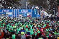 Corridas 2015 Maratón de Santiago