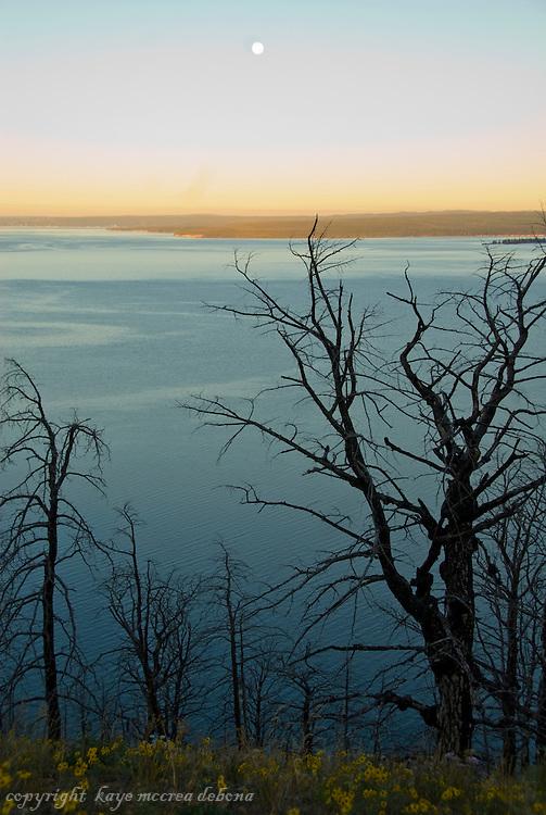 Sunrises at Yellowstone National Park