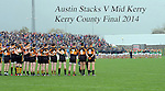kerry county final austin stack v mid kerry 26/10/2014