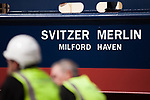 """Svitzer """"Merlin"""" Launch - Southampton Marine Services - 19th August 2017"""