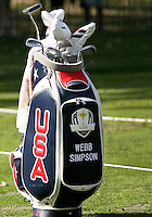 25 SEP 12  The 39th Ryder Cup at The Medinah Country Club in Medinah, Illinois.