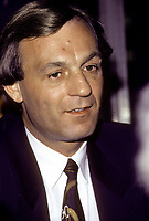 La legende du Hockey, ancien numero 10 du Canadien de Montreal<br />  Guy Lafleur, circa 1988. <br /> <br /> <br /> Canadian hockey legend Guy Lafleur, circa 1988<br /> <br /> FILE PHOTO : Agence Quebec Presse