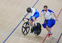 Scotland's Jack Carlin. Cycling, Commonwealth Games, Gold Coast, Australia. Saturday, 7 April, 2018. Copyright photo: John Cowpland / www.photosport.nz