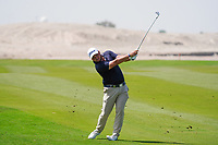 Zander Lombard (RSA) on the 9th during Round 3 of the Oman Open 2020 at the Al Mouj Golf Club, Muscat, Oman . 29/02/2020<br /> Picture: Golffile   Thos Caffrey<br /> <br /> <br /> All photo usage must carry mandatory copyright credit (© Golffile   Thos Caffrey)