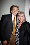 Guiding Light and All My Children Grant Aleksander stars in Mary, Mary and poses with wife Sherry Ramsey (Trish Mason - As The World Turns) on opening night June 18, 2015 at Cape May Stage (Robert Shackleton Playhouse) in Cape May, New Jersey.  (Photos by Sue Coflin/Max Photos)