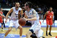 GRONINGEN - Basketbal, Donar - Spirou Basket, Martiniplaza, Europe Cup, seizoen 2018-2019, 20-11-2018, Donar speler Grant Sitton