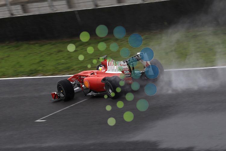 F1 Tests, Jerez Spain  10. - 14. February 2010.Felipe Massa (BRA), Scuderia Ferrari ..Hasan Bratic;Koblenzerstr.3;56412 Nentershausen;Tel.:0172-2733357;.hb-press-agency@t-online.de;http://www.uptodate-bildagentur.de;.Veroeffentlichung gem. AGB - Stand 09.2006; Foto ist Honorarpflichtig zzgl. 7% Ust.;Hasan Bratic,Koblenzerstr.3,Postfach 1117,56412 Nentershausen; Steuer-Nr.: 30 807 6032 6;Finanzamt Montabaur;  Nassauische Sparkasse Nentershausen; Konto 828017896, BLZ 510 500 15;SWIFT-BIC: NASS DE 55;IBAN: DE69 5105 0015 0828 0178 96; Belegexemplar erforderlich!..