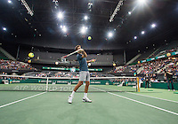 14-02-13, Tennis, Rotterdam, ABNAMROWTT, .Juan Martin Del Potro