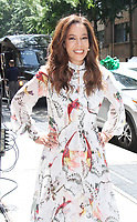 NEW YORK, NY June 15, 2017 Sunny Hostin host of  the View  in New York June 15, 2017. Credit:RW/MediaPunch