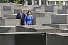 Duke & Duchess Of Cambridge At Holocaust Memorial