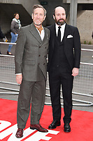 Michael Smiley &amp; Johnny Harris at the Jawbone UK film premiere at the BFI Southbank in London, UK. <br /> 08 May  2017<br /> Picture: Steve Vas/Featureflash/SilverHub 0208 004 5359 sales@silverhubmedia.com