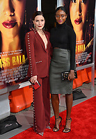 "LOS ANGELES, CA. January 30, 2019: Sophia Bush & Nia Batts at the world premiere of ""Miss Bala"" at the Regal LA Live.<br /> Picture: Paul Smith/Featureflash"
