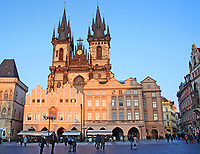 Old Town Square , Prague, Czech Republic on February 28th to March 3rd 2018<br /> CAP/ROS<br /> &copy;ROS/Capital Pictures