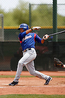 Emmanuel Dove -  Texas Rangers - 2009 extended spring training.Photo by:  Bill Mitchell/Four Seam Images..aka Chris Dove