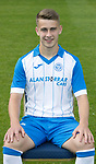 St Johnstone FC Season 2017-18 Photocall<br />Cameron Lumsden<br />Picture by Graeme Hart.<br />Copyright Perthshire Picture Agency<br />Tel: 01738 623350  Mobile: 07990 594431