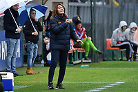 Head coach Roma Elisabetta Bavagnoli<br /> Roma 24/11/2019 Stadio Tre Fontane <br /> Football Women Serie A 2019/2020<br /> AS Roma - Juventus <br /> Photo Andrea Staccioli / Insidefoto