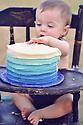 1 year + cake smash