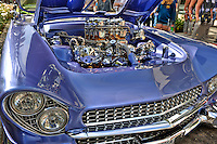 vintage,  racing cars, Rodeo Drive, Concourse D'elegance,  Beverly Hills, CA,