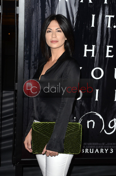 "Sandra Eloani<br /> at the ""Rings"" Los Angeles Special Screening, Regal LA Live, Los Angeles, CA 02-02-17<br /> David Edwards/DailyCeleb.com 818-249-4998"