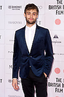 Douglas Booth arriving for the Moet British Independent Film Awards 2014, London. 07/12/2014 Picture by: Alexandra Glen / Featureflash