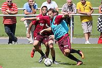 26.07.2016: Eintracht Frankfurt Training