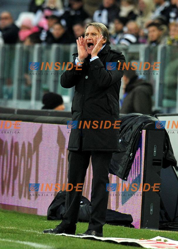 """Attilio TESSER (Novara).Torino 18/12/2011 Stadio """"Juventus Stadium"""".Serie A 2011/2012.Football Calcio Juventus Vs Novara.Foto Insidefoto Alessandro Sabattini."""