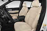 Front seat view of a 2016 Ford Explorer XLT 4 Door SUV Front Seat car photos