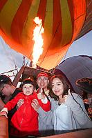 08 April 2018 - Hot Air Balloon Gold Coast and Brisbane