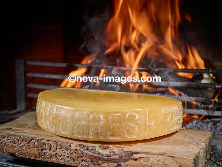 2016, produits du terroir valaisan, raclette Feu © sedrik nemeth