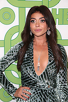 BEVERLY HILLS, CA - JANUARY 6: Sarah Hyland at the HBO Post 2019 Golden Globe Party at Circa 55 in Beverly Hills, California on January 6, 2019. <br /> CAP/MPIFS<br /> ©MPIFS/Capital Pictures
