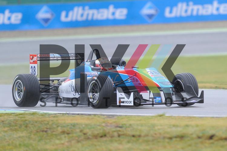 # 38 Raoul Hyman / ZAF vom Team West-Tec F3  bei der FIA Formula F 3 auf dem Hockenheimring.<br /> <br /> Foto &copy; P-I-X.org *** Foto ist honorarpflichtig! *** Auf Anfrage in hoeherer Qualitaet/Aufloesung. Belegexemplar erbeten. Veroeffentlichung ausschliesslich fuer journalistisch-publizistische Zwecke. For editorial use only.