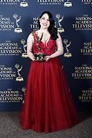PASADENA - May 5: Alejandra Oraa in the press room at the 46th Daytime Emmy Awards Gala at the Pasadena Civic Center on May 5, 2019 in Pasadena, California
