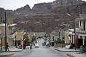 A PIECE OF JORDAN - TRAVEL FEATURE. THE MODERN DAY TOWN OF LITTLE PETRA. PHOTO BY CLARE KENDALL. 07971 477316.