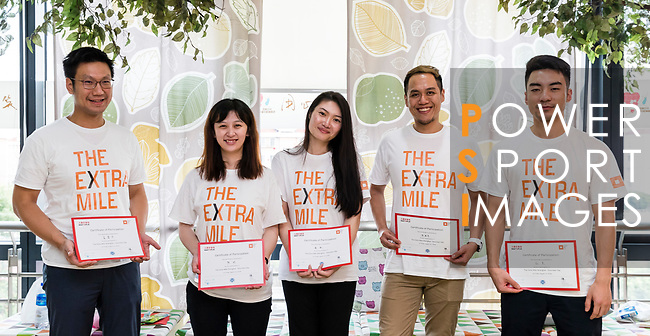The Extra Mile 2018 - Shanghai on 10 August 2018, in Shanghai, China. Photo by Yu Chun Christopher Wong / Power Sport Images