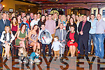 BABY JOY: Proud parents Sarah Ward and Peter O'Carroll, Oakview Village, Tralee (seated centre) of little Ruby who was Christening at St Brendan's Church, Tralee and celebrated afterwards at the Meadowlands hotel, Tralee on Saturday.