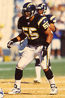 SD Charger LB Junior Seau